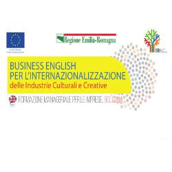Corso di Business English per l'Internazionalizzazione delle ICC