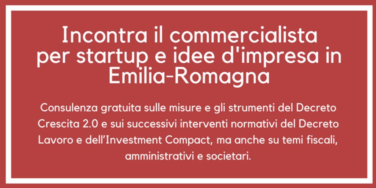 Logo Emilia Romagna StartUp