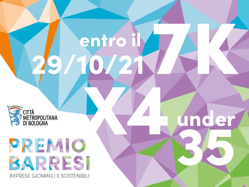 Aperte fino al 29 ottobre le candidature al Premio Barresi 2021