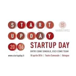 Startup day 2016 - Entri come singolo, esci come team