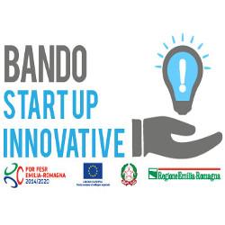 Presentazione del Bando regionale startup innovative