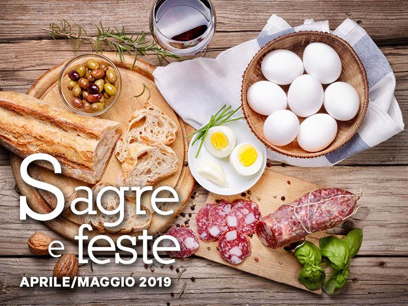 Aprile e Maggio 2019