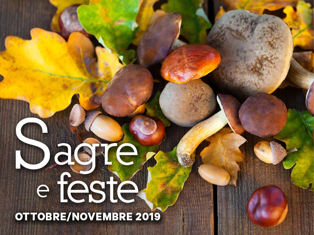 Ottobre e Novembre 2019