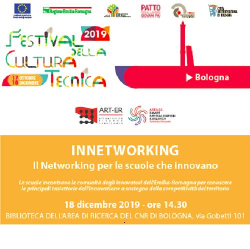 Innetworking: 8 tavoli di approfondimento tematico il 18 dicembre 2019 al CNR