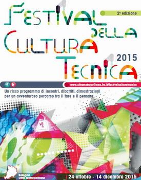 Manifesto Festival Cultura Tecnica 2015