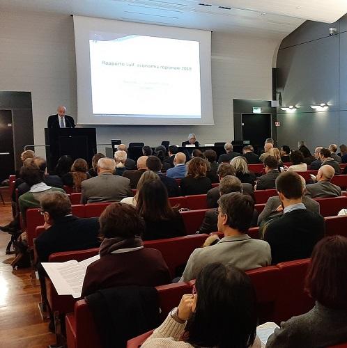 Rapporto Unioncamere 2019 sull'economia regionale dell'Emilia-Romagna