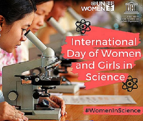11 febbraio Giornata internazionale delle donne edelle ragazze nella scienza