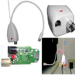 Impianti fissi per la telefonia mobile. Impianti DVB-H