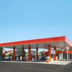 Impianto di distribuzione di carburante