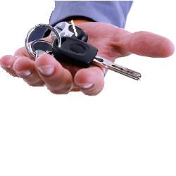 Noleggio veicoli senza conducente