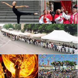 Spettacoli, manifestazioni e intrattenimenti