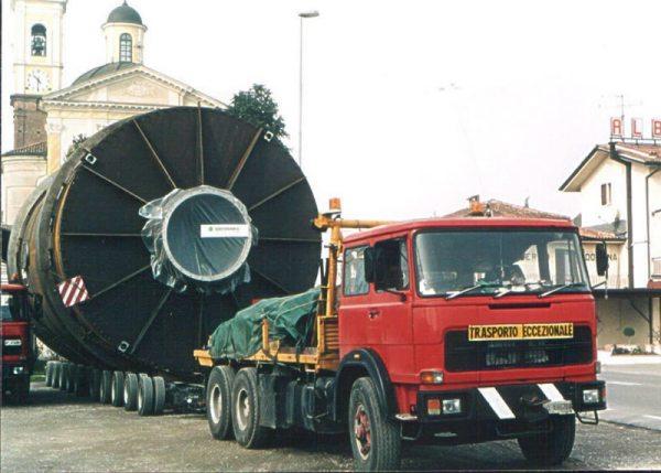 trasporto elemento industriale