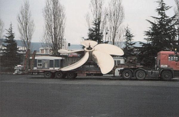 trasporto eolica