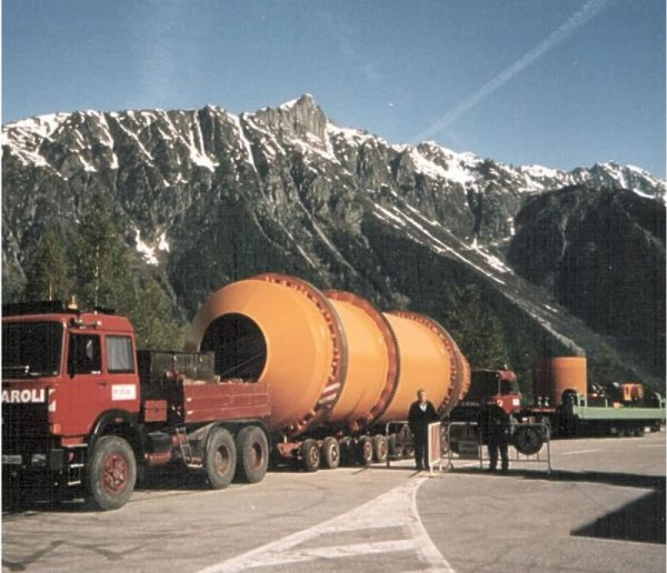 trasporto manufatto industriale