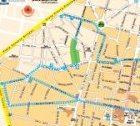 Bologna, mappa e itinerari turistici