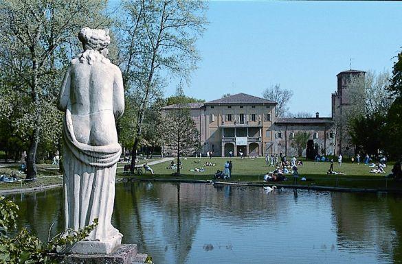 Bentivoglio - Parco di Villa Smeraldi, Museo della civiltà contadina - foto di Provincia di Bologna