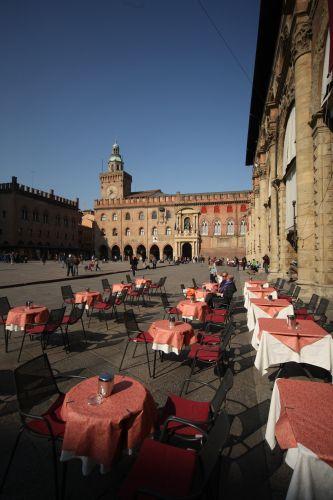 Bologna - Piazza Maggiore - foto di Paolo Barone