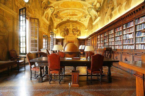 Bologna - Istituto Ortopedico Rizzoli, Biblioteca Storica - foto di Paolo Barone