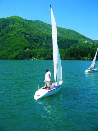 Camugnano - Vela sul Lago di Suviana - foto di Comune di Camugnano