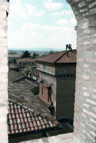 Castel Guelfo - Scorcio del Campanazzo - foto di Comune di Castel Guelfo
