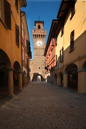 Castel San Pietro Terme - Il Cassero - foto di Paolo Barone