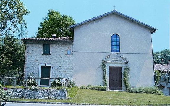 Castel d'Aiano - Monastero di Santa Lucia  - foto di Provincia di Bologna