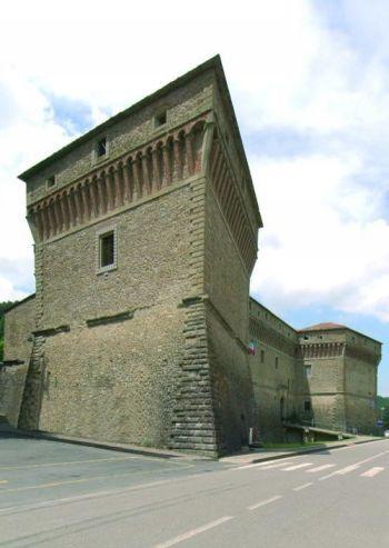 Castel del Rio - Palazzo Alidosi - foto di S.T.A.I.