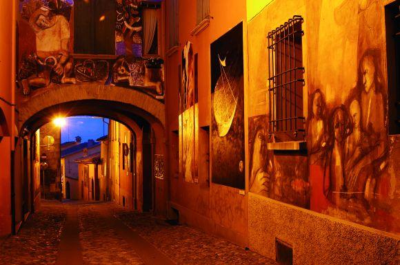 Dozza - Borgo dipinto - foto di S.T.A.I.