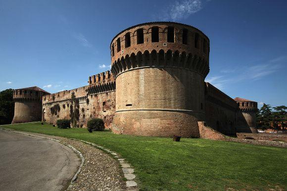 Imola - Rocca Sforzesca - foto di Paolo Barone