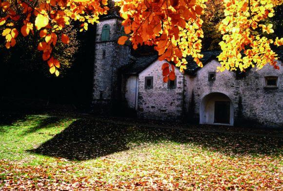 Lizzano in Belvedere - Santuario di Madonna dell'Acero - foto di Parco Corno alle Scale, Massimo Barbi