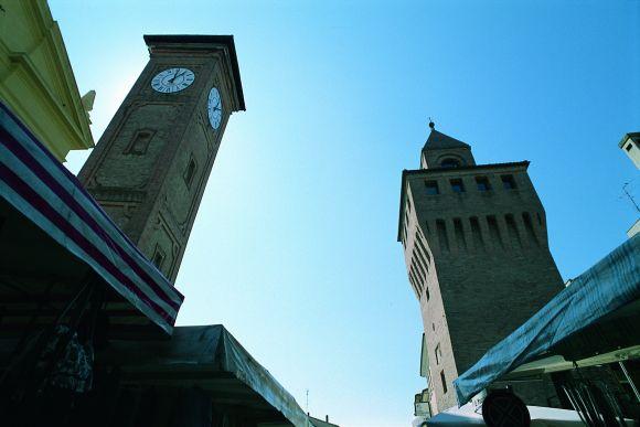 Molinella - Torre di Santo Stefano - foto di Provincia di Bologna