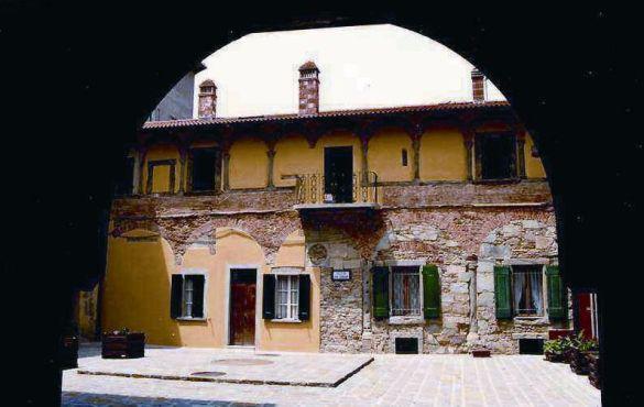 Monghidoro - La Cisterna - foto di Comune di Monghidoro
