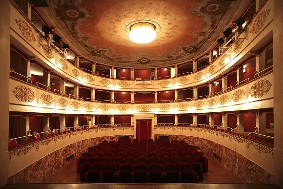 Pieve di Cento - Teatro Comunale Alice Zeppilli - foto di Paolo Barone