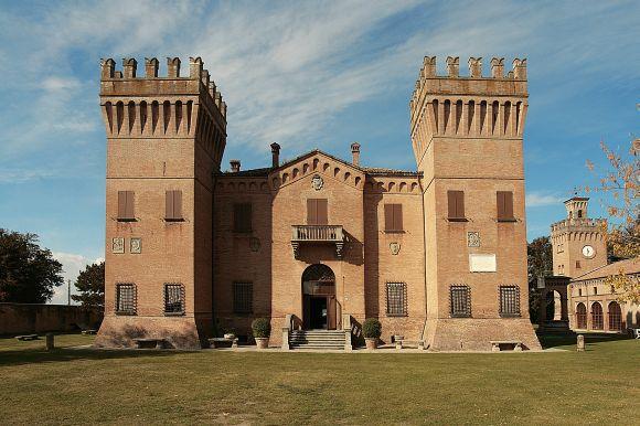 San Giovanni in Persiceto - Castello della Giovannina - foto di Paolo Barone