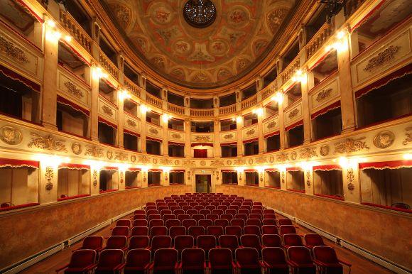 San Giovanni in Persiceto - Teatro Comunale - foto di Paolo Barone