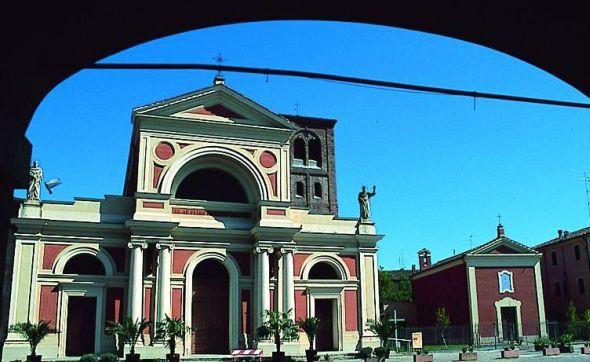 San Pietro in Casale - Chiesa SS. Pietro e Paolo - foto di Provincia di Bologna