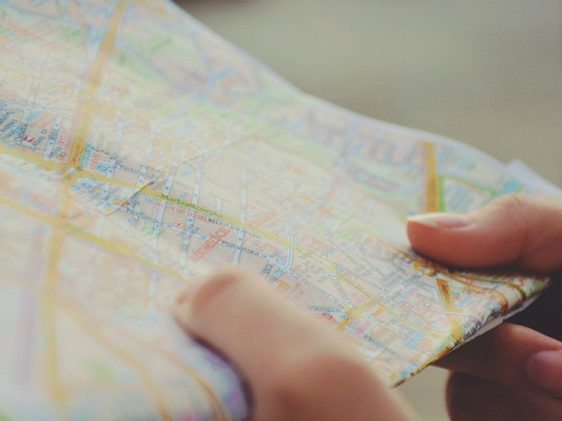 Guide, mappe e merchandising