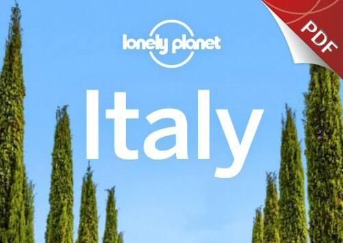 La nuova guida 2020 di Lonely Planet Italy