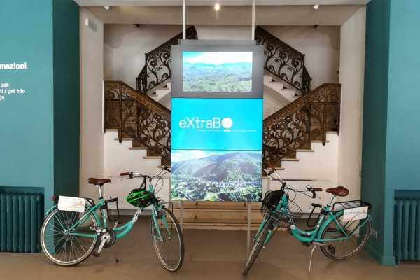 A eXtraBO puoi noleggiare la bicicletta