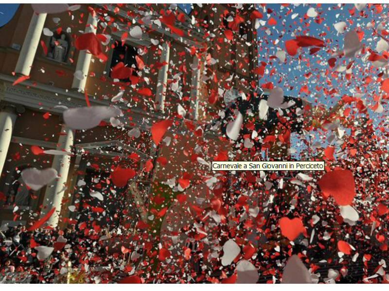 NEWS - 145a edizione del Carnevale storico persicetano e 131a edizione del Carnevale di Decima