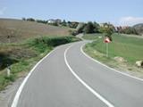Immagine di una strada