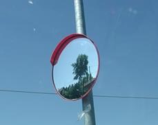 viabilita domanda di installazione specchio parabolico