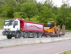 Viabilita complessi veicolari mezzi d 39 opera fino a 56 tonn - Specchio parabolico stradale normativa ...