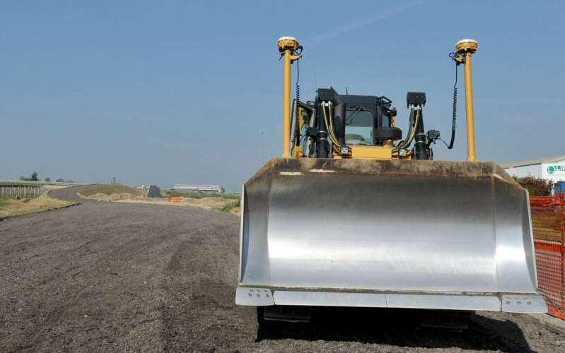 NEWS -  Nuova Bazzanese, deviazioni al traffico per la realizzazione della rotatoria sopraelevata in via Lunga